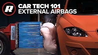 Car Tech 101: External airbags (On Cars)