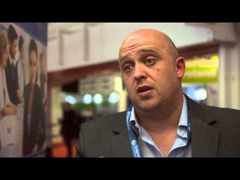 Interview with Robert Wall - Infosecurity Europe 2015