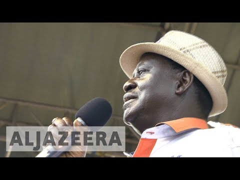 Fourth time lucky? Raila Odinga bids to be Kenya's president again