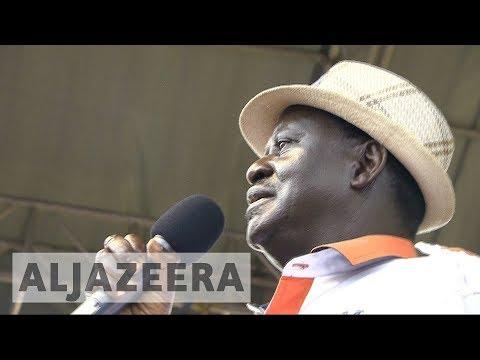 Fourth time lucky? Raila Odinga bids to be Kenya's president again