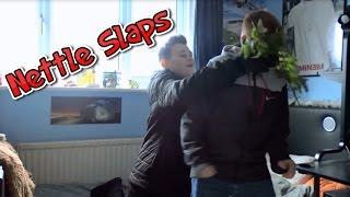 Stinging Nettle Slaps | ft Worst Pain Ever