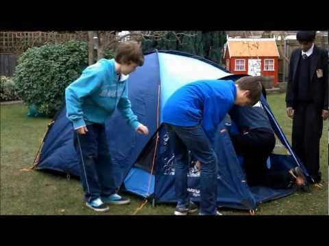 How to Pitch a 3 Man Tent in 5 Minutes
