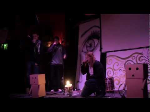 Kate Tempest (Cypher Session) @ Freeway Poets Jan 2012