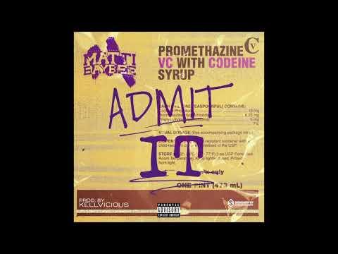 Matti Baybee - Admit It (Prod.by Kellvicious)