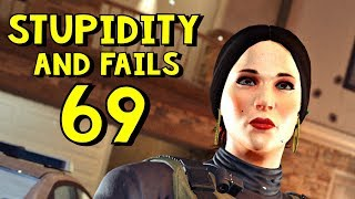 Rainbow Six Siege | Stupidity and Fails 69