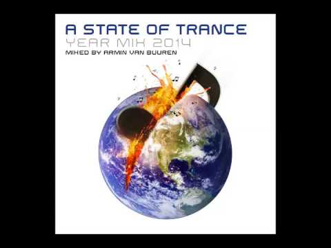 A State of Trance Year Mix 2014 Full Continuous Mix, Pt  2
