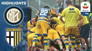 Download Video Inter 0-1 Parma | Parma Get Their First Win | Serie A MP3 3GP MP4