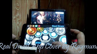 Charlie Puth - Marvin Gaye ft. Meghan Trainor (Real Drum App Cover by Raymund)