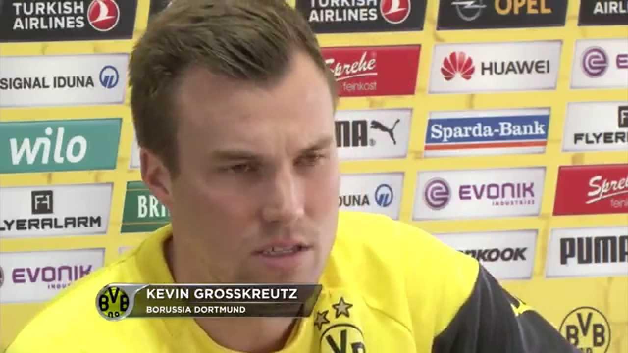 "Kevin Großkreutz spürt: ""Ilkay Gündogan hat Bock zu spielen"" | Borussia Dortmund - 1. FC Köln"