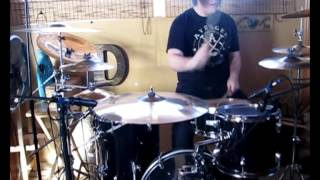 Avenged Sevenfold ~ Seize The Day/Sidewinder (Drum Cover)