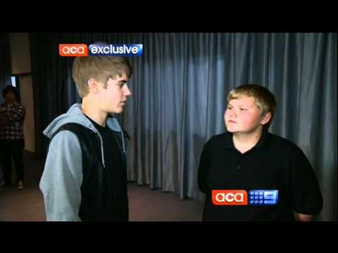 Justin Bieber Meets Australian Bully Victim - 60 Minutes HQ
