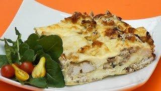 Chicken Lasagna Recipe - Mark's Cuisine #86