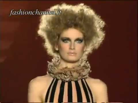 Atelier Versace Spring/Summer 2001 Full Show | EXCLUSIVE