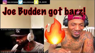 Can Joe Budden lyrically hang with Eminem? | Joe Budden Freestyles on Flex | REACTION