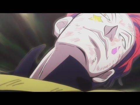 Gon vs Hisoka