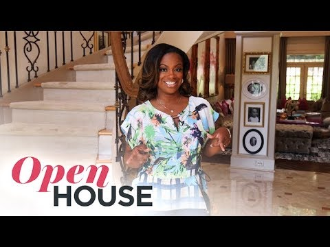Adrian Long - Inside the Home of Kandi Burruss | Open House TV