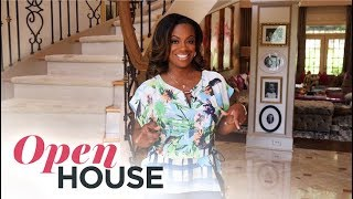NEWFACE MAGAZINE LV MEDIA FEATURING: Inside the Home of Kandi Burruss | Open House TV!