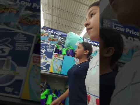 Blogging in Walmart