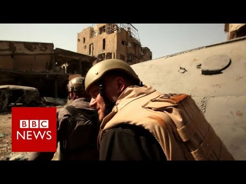Raqqa: Inside the