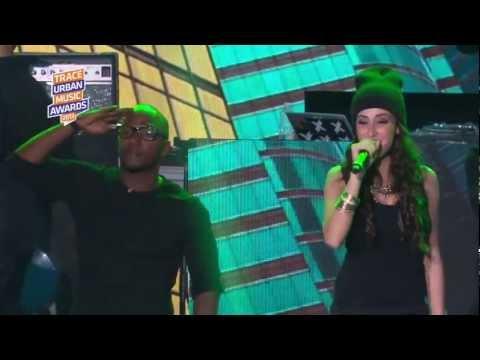 Psy 4 de la Rime, Kenza Farah et L'Algérino - Bad Boy de Marseille (TRACE Urban Music Awards)