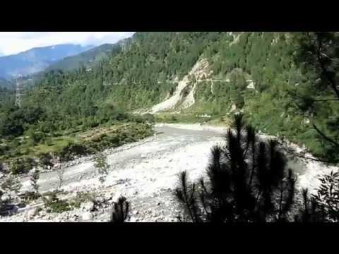 Panch Prayag : FIVE River Confluences With Alakananda River on Way to Badrinath