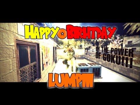 Happy birthday Lumpiii :)) [german lyrics version]