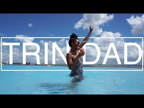 DAY IN THE LIFE OF A FLIGHT ATTENDANT | TRINIDAD VLOG
