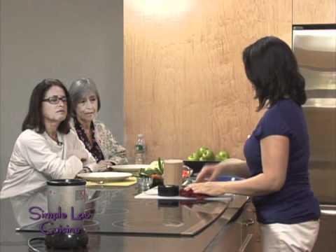 Penn Hongthong: Simple Lao Cuisine, Show29 Part 1