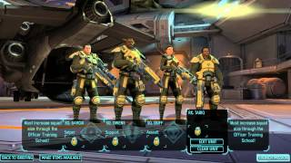 XCOM: Enemy Within Gameplay Part 1