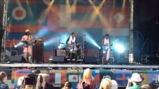 Bombino - Tar Hani (live at Maailma kylässä -festivaali 2016)