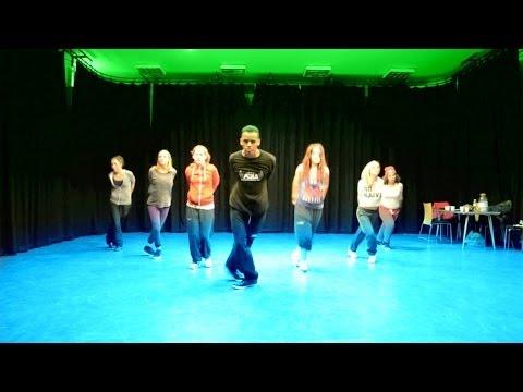 Alliance Dance Unit | Daft Punk - One More Time Dance Routine | ADU C3
