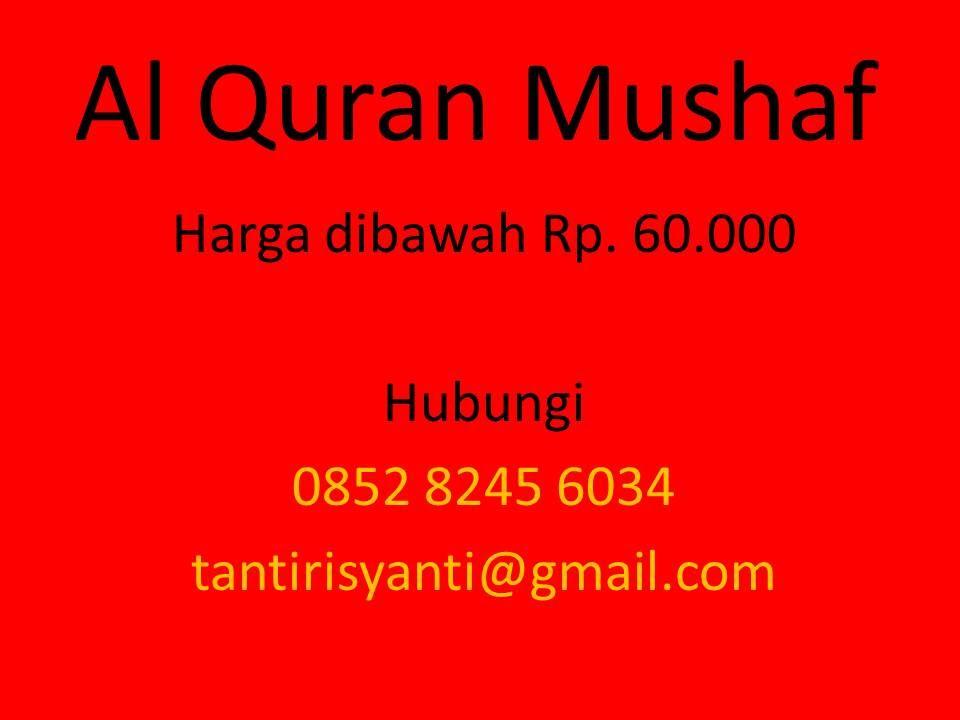 Quran Terjemah Perkata Pdf