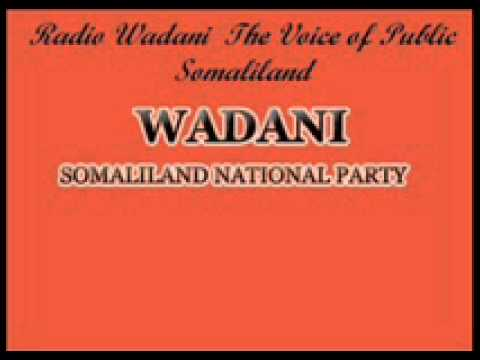 Radio Wadanii Codka Shacabka Somaliland