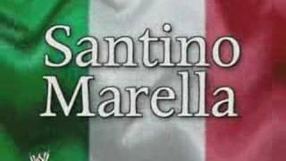 Santino marella new Theme Music titantron