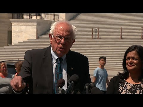 Bernie Sanders wants to cancel $1.6 trillion in student debt. This is his plan.