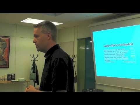 Stockholm Social Media Club: Efter PRISM - Hur paranoid måste jag vara?