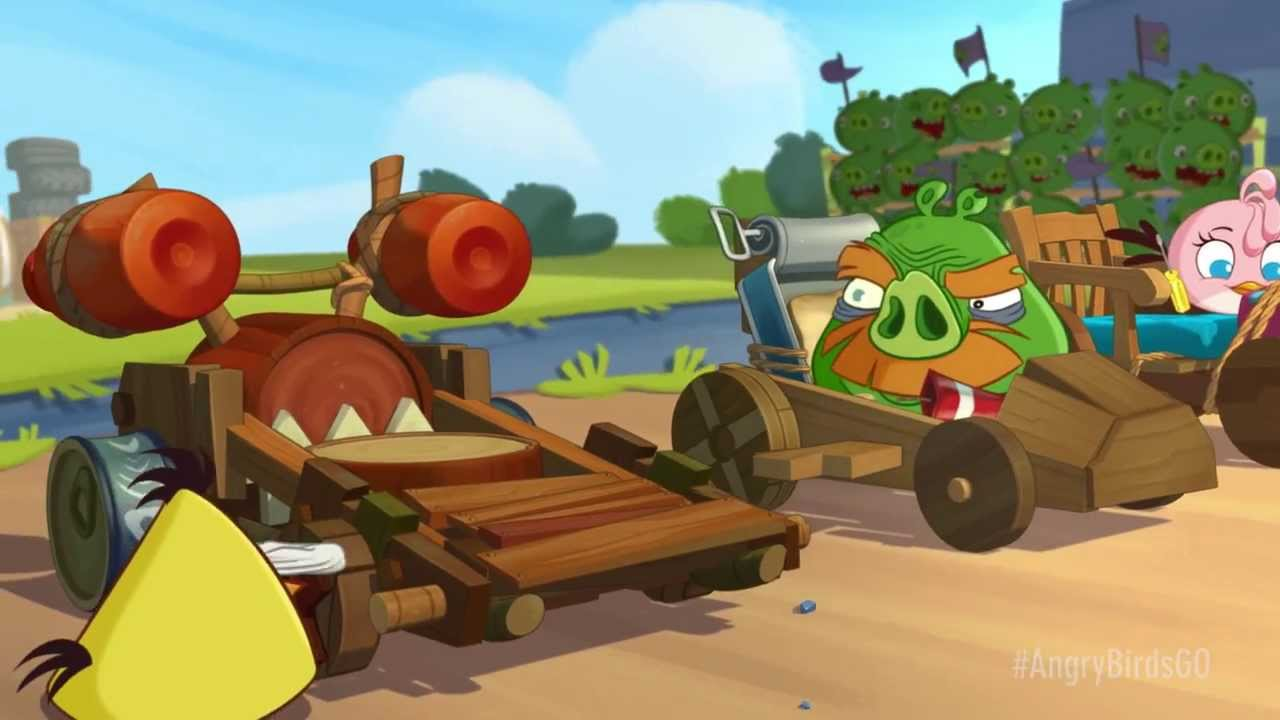 Amazon.com: Angry Birds Go!: Appstore for Android | 720x1280
