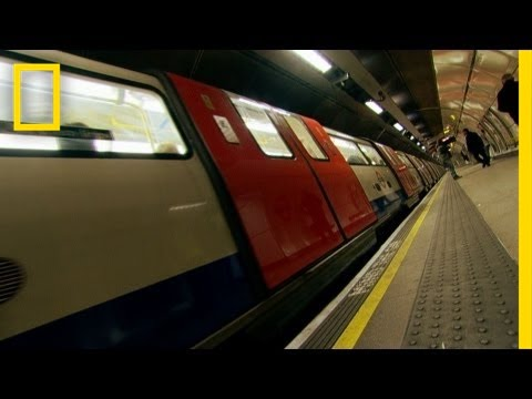 The London Tube | I Didn't Know That
