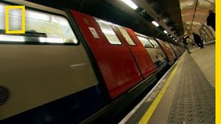 The London Tube | I Didn