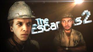 Podkop w Starej Kopalni || The Escapists 2 #1-2