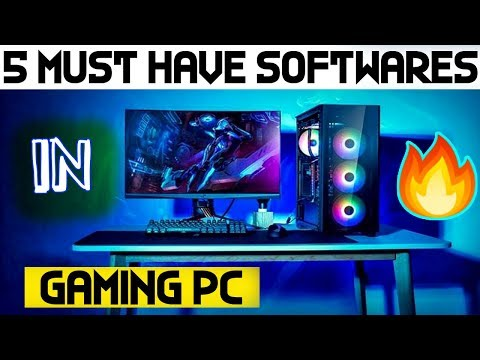 5 FREE PC Programs Every Gamer Should Have [ Hindi ]