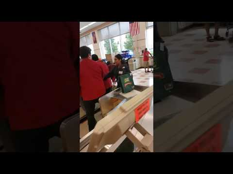 Manager from Market Basket in Chelsea Ma, fight with his employee