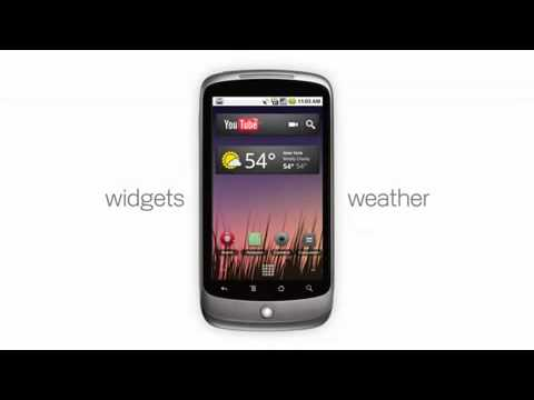 Google Nexus One Advertisement