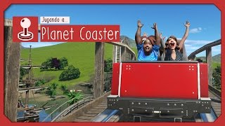 Vídeo Planet Coaster