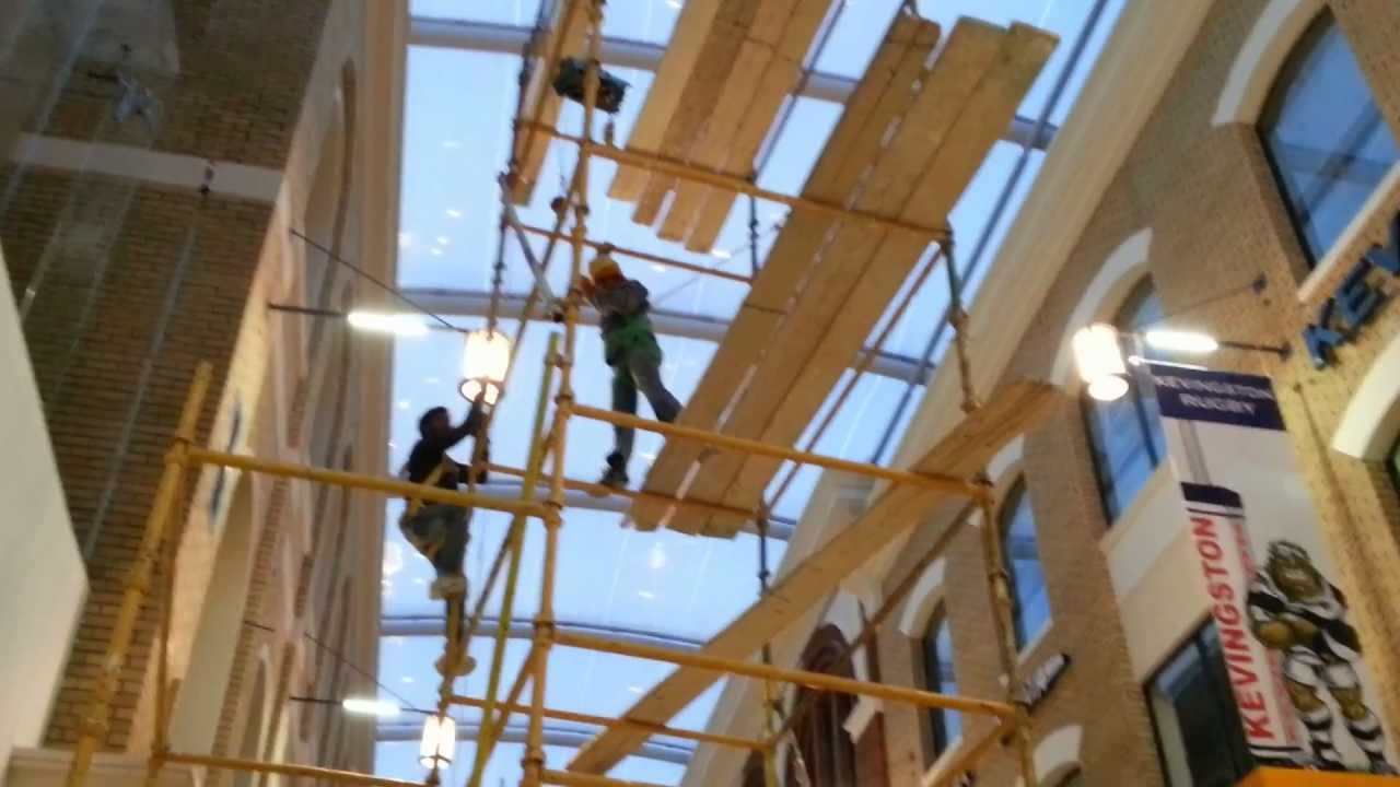 working at height hazards - YouTube