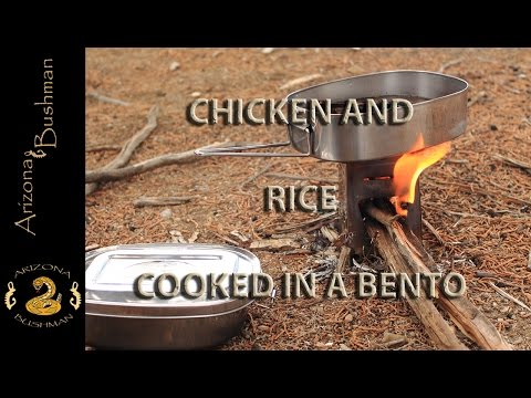 Dehydrated Chicken, Rice, with Vegetables