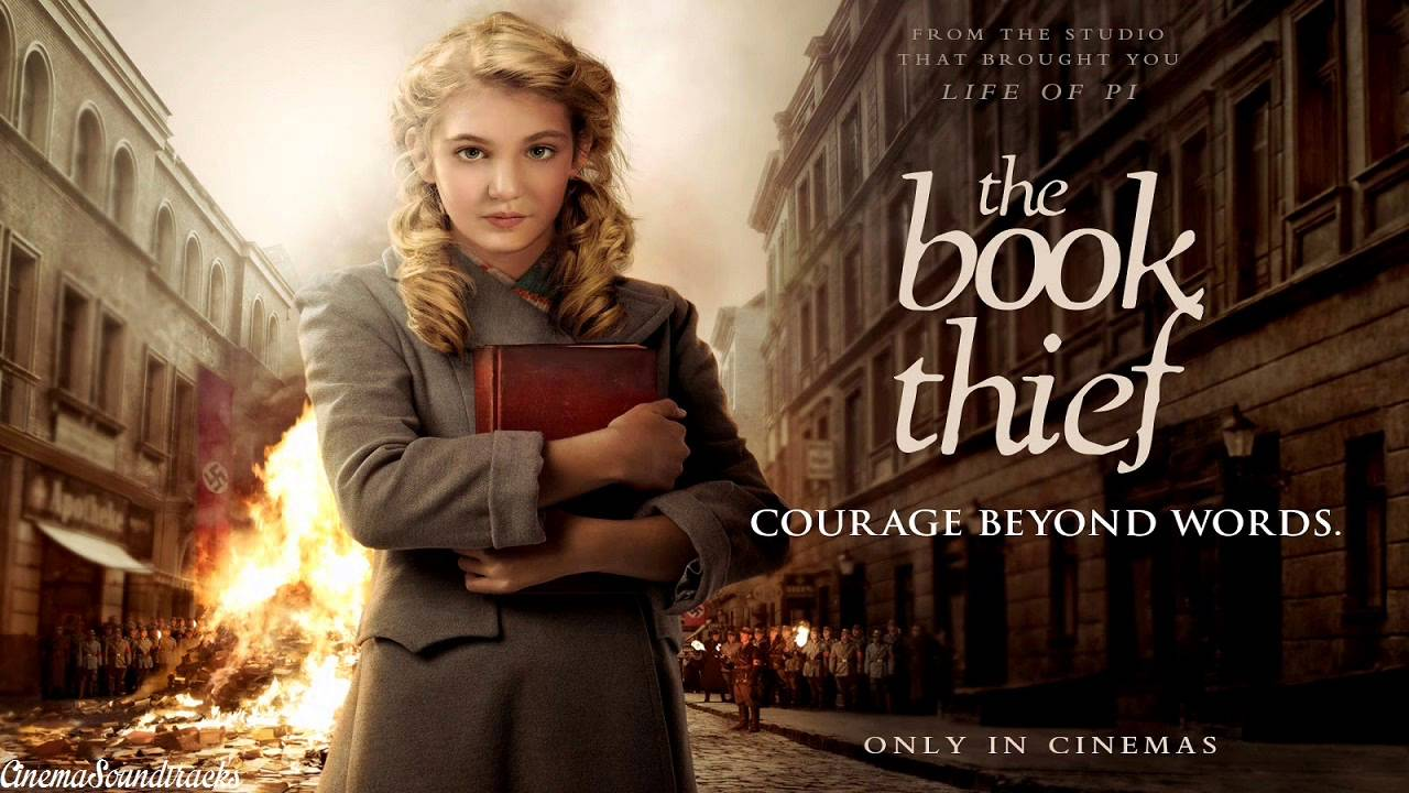 the book thief soundtrack one small fact