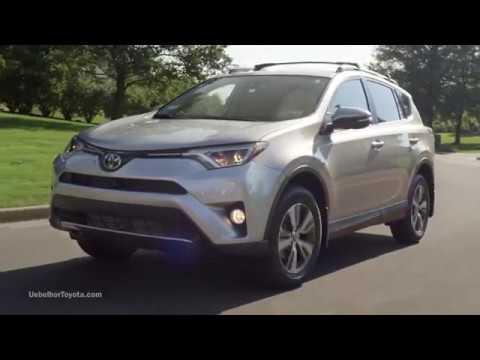 Get More From Rav4 At Uebelhor Toyota Sons