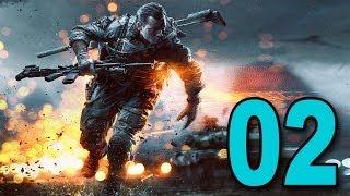 Battlefield 4 - Part 2 - Crash (Let's Play / Walkthrough / Playthrough / Guide)