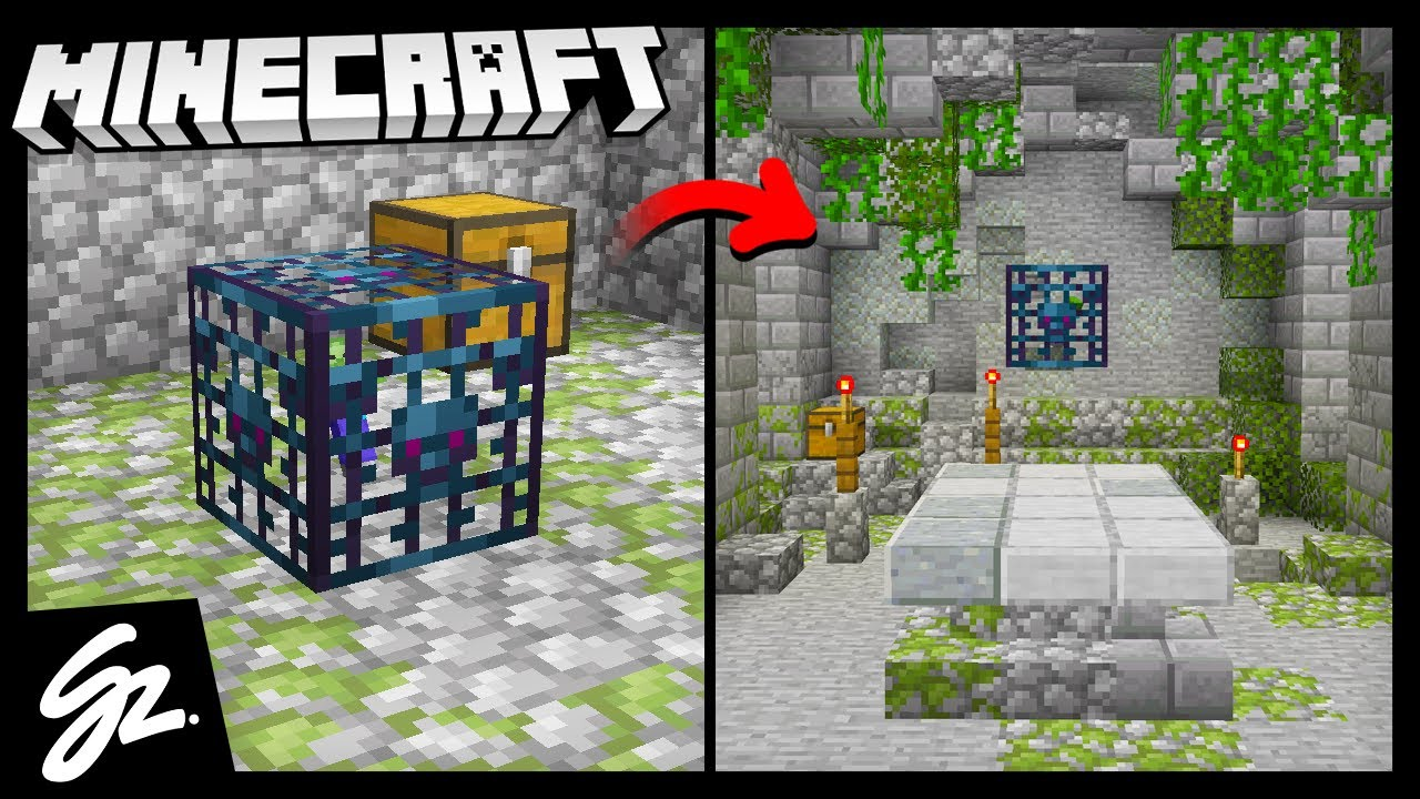 The art of transforming 'Minecraft' into 'Minecraft Dungeons'